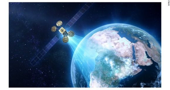 Facebook to Beam Free Internet to Africa with Satellites