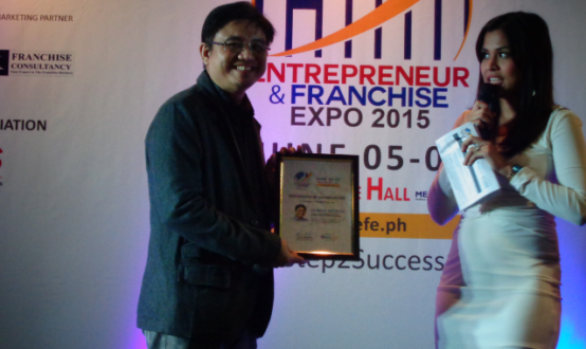 Nievera Tells Pinoy Entrepreneurs to 'Go forth and appify!'