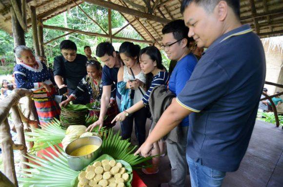Dantes' YesPinoy Foundation Goes to Saranggani Province